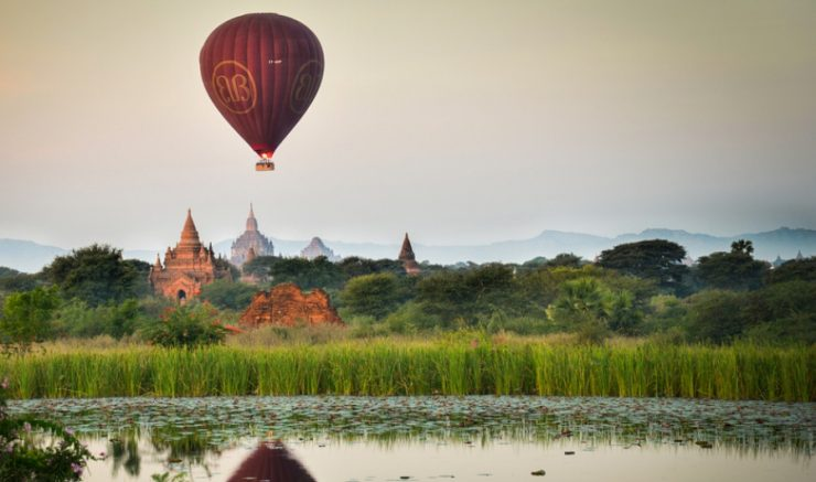 Myanmar Proposed Travel Itineraries