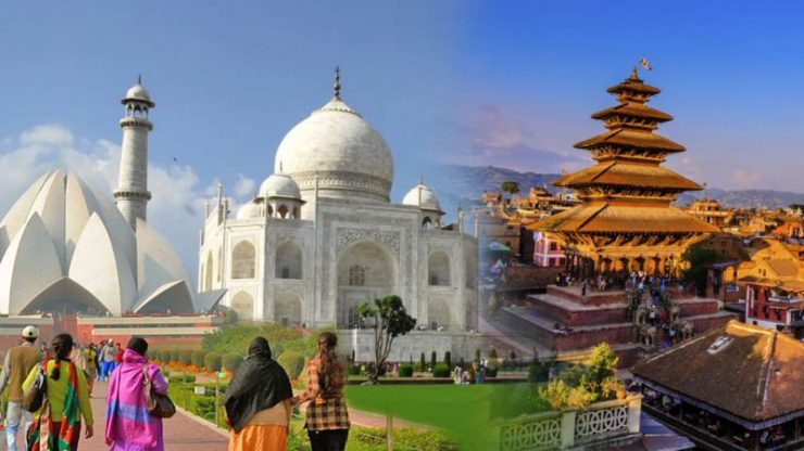With your India Nepal Tours (Skyline India Travels Pvt.Ltd)