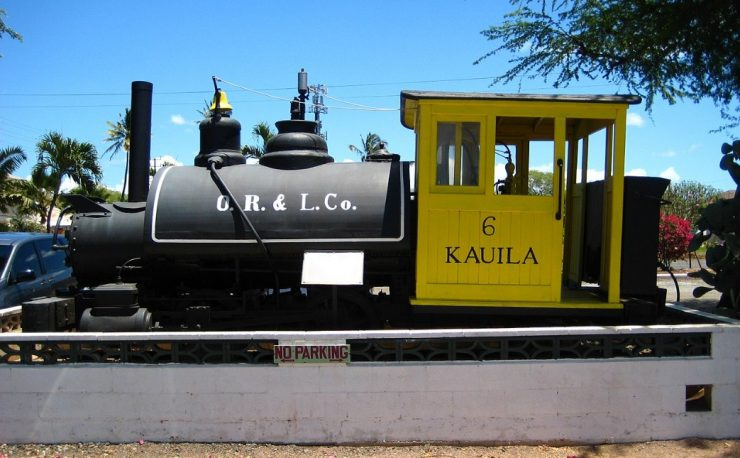 The Oahu Railway and Land Company, or OR&L, was a 3 ft narrow gauge (en.wikipedia.org)