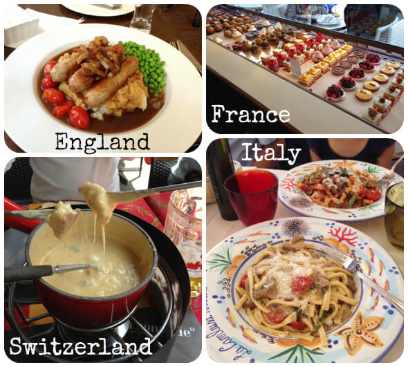 The Top Culinary Delights in Europe (Pan Ukraine-DMC for Ukraine)