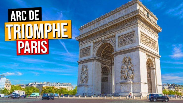 Arc de Triomphe Paris, The Monument of the Napoleonic War