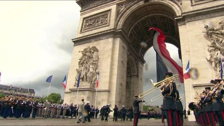 Arc de Triomphe Paris History