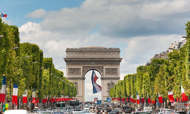 Attractions in Paris France Favorite
