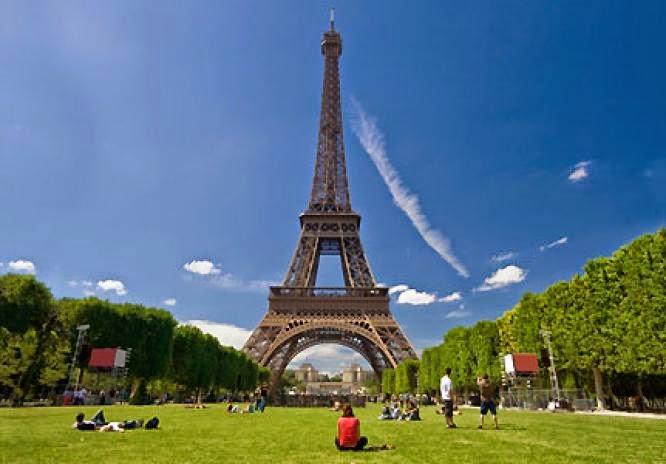 Eiffel tower description