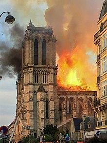 Incendie_Notre_Dame_de_Paris Fire