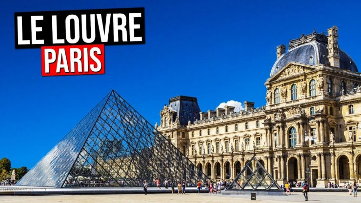 Louvre Paris Museum, The World's Largest Museum