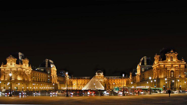 Musee du Louvre Paris information