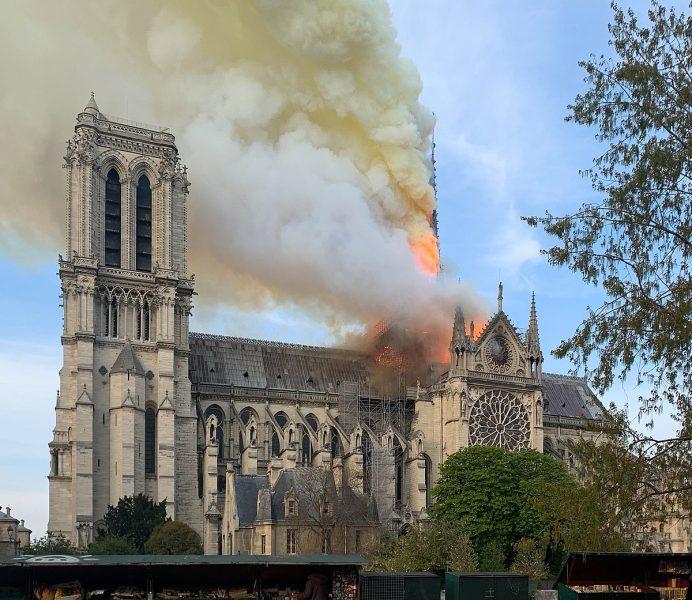 Notre-Dame de Paris Fire 2019