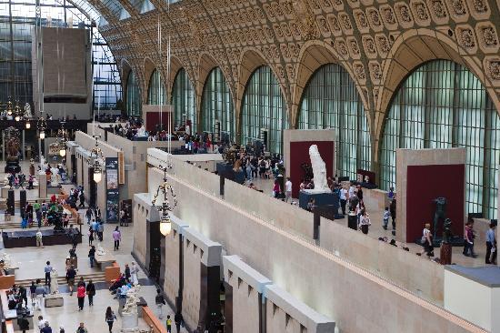 Paris Orsay Museum