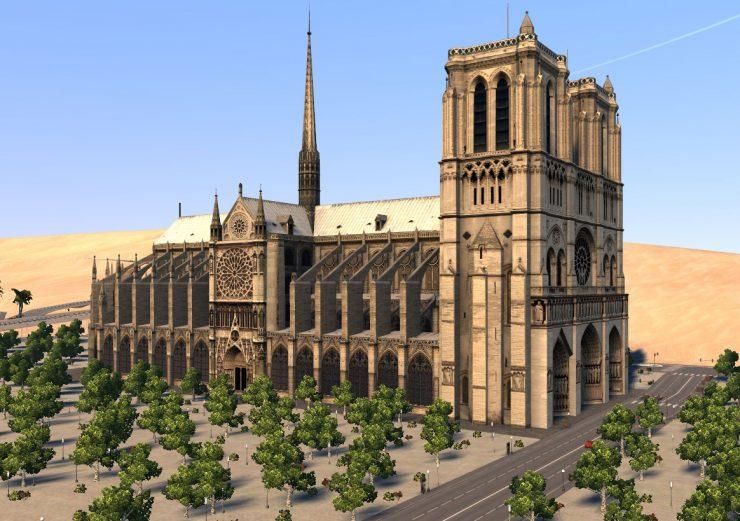 Notre Dame de Paris Information