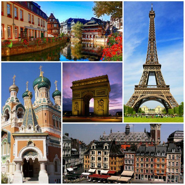Tourism Paris France