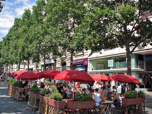 Champs-Élysées Walk Paris (TravelJapanBlog.com)