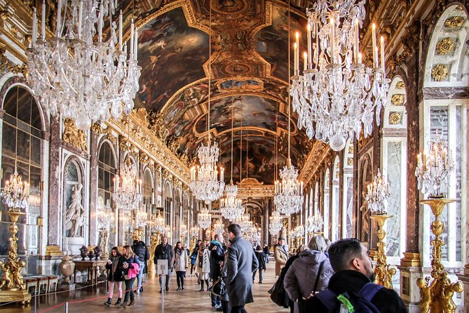 Chateau de Versailles Murder and Mystery (Viator)