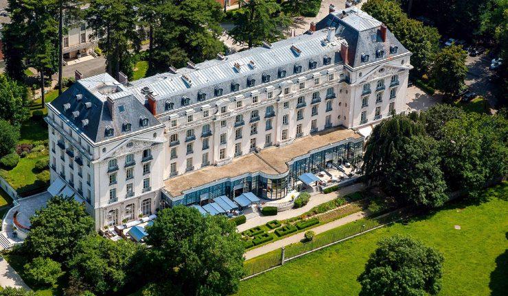 Palace of Versailles Paris France Trianon Palace Versailles a Waldorf Astoria hotel (Agoda)
