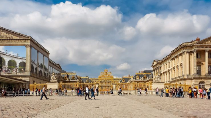 Palace of Versailles Paris (Ineshibit)