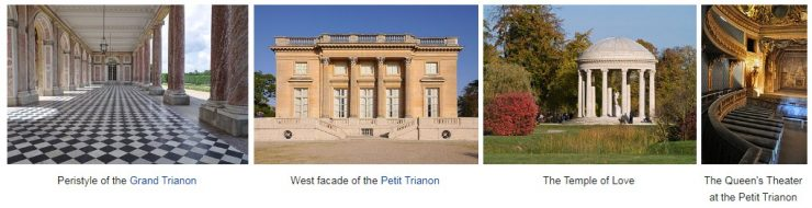 The Grand Trianon Versailles Palace Paris (en.wikipedia.org)