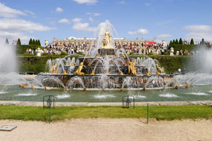 Palace of Versailles Paris, World Heritage Palace