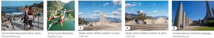 Afrikaans Tourism