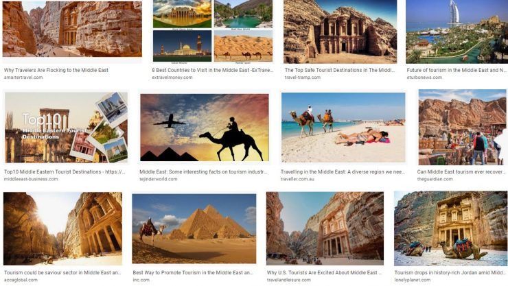 Middle East Tourism