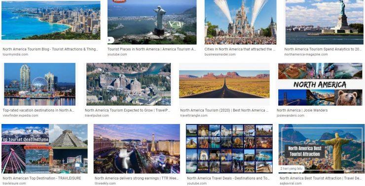North America Tourism