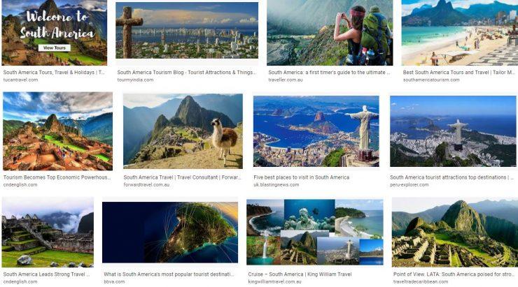 South America Tourism