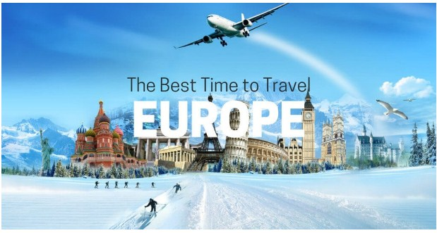 Deciding Where and When to Go to Europe