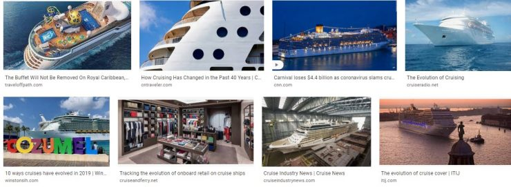 How Has The Cruise Industry Evolved