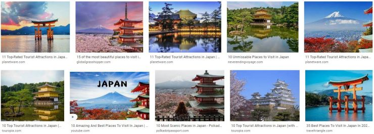 Amazing Place In Japan - Tourist Attraction In Japan Country