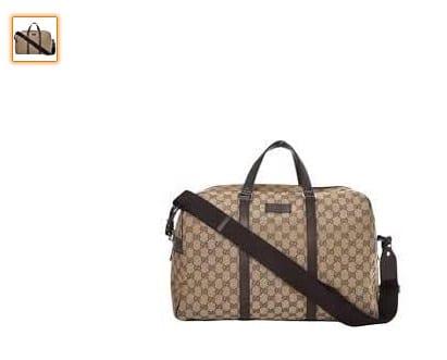 Gucci Travel Bag Mens