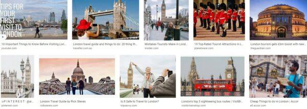 Blue Badge Tourist Guide London