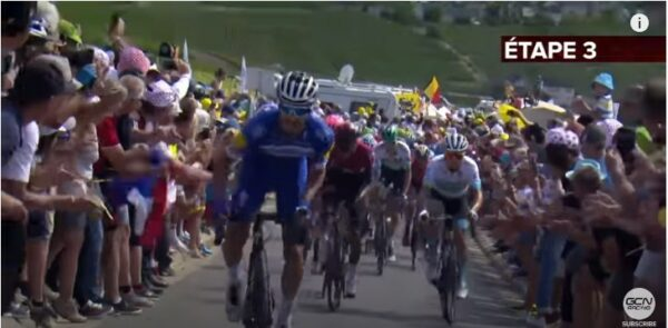 Tour De France Nancy 2019 Circulation
