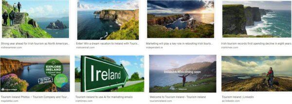 Tourism Ireland Offices Worldwide