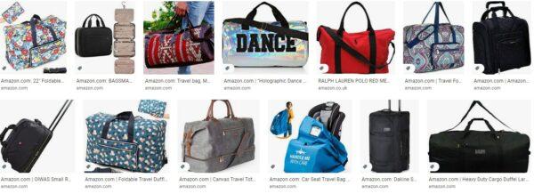 Travel Bag Manufacturers