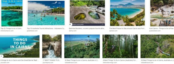 What is cairns australia famous for