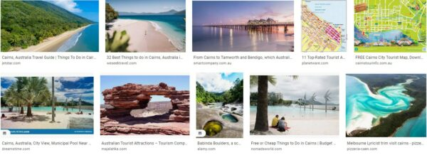 What is cairns australia known for