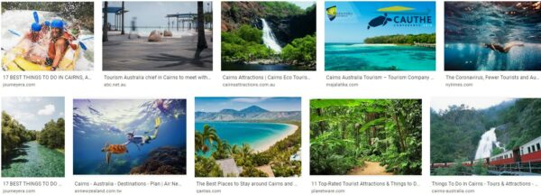 What is the best time to visit cairns australia