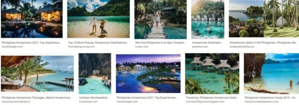 What is the most romantic place in the Philippines
