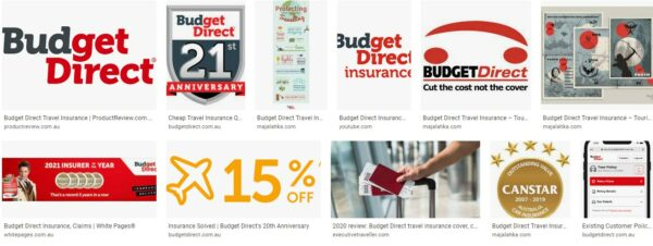 Budget Direct Travel Insurance Pds