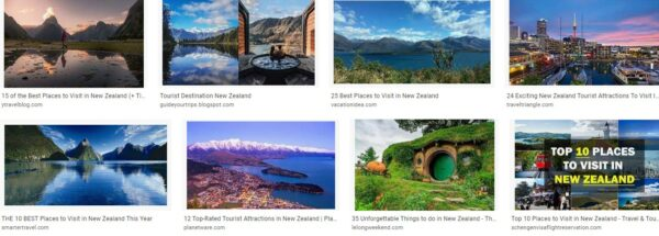 What cities to visit in new zealand