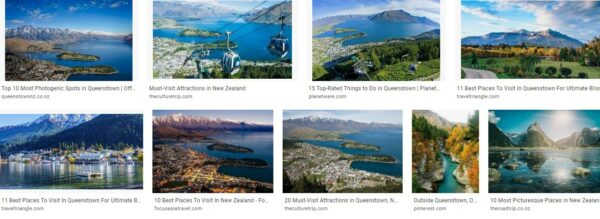 Where to vacation in new zealand
