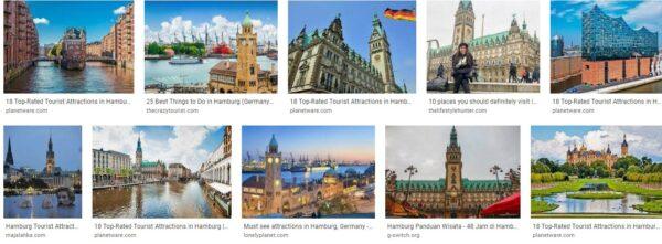 Tourist Guide Hamburg